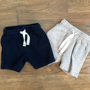 Set of 6 month pull of shorts